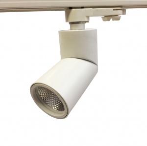 GEMINI LED 10W 3000K 36° Светодиодный трековый светильник