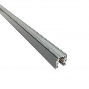 Осветительный шинопровод NORDAL silver 1м / 2м / 3м