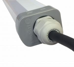 4058075169128 DP SLIMVALUE 1200 36W/4000K Серый 3700Lm 30000h IP65 LEDV - свет-к