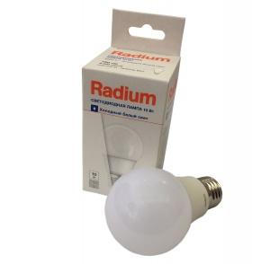 4008597191633 RL- A 75 10W/830 (=75W) 220-240V FR E27 240° 1060 lm 6000h - LED лампа RADIUM