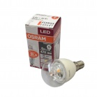 LED STAR CLASSIC P40 6W/827 E14 CL 470lm 220V - LED лампа OSRAM