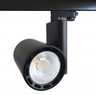 FL-LED LUXSPOT-S 55W Black Foton Lighting