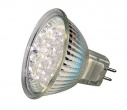 HRS51 2W LED21 GU5.3 COOL WHITE (230V - 240V)