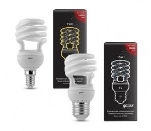Энергосберегающая лампа Spiral T2 15W